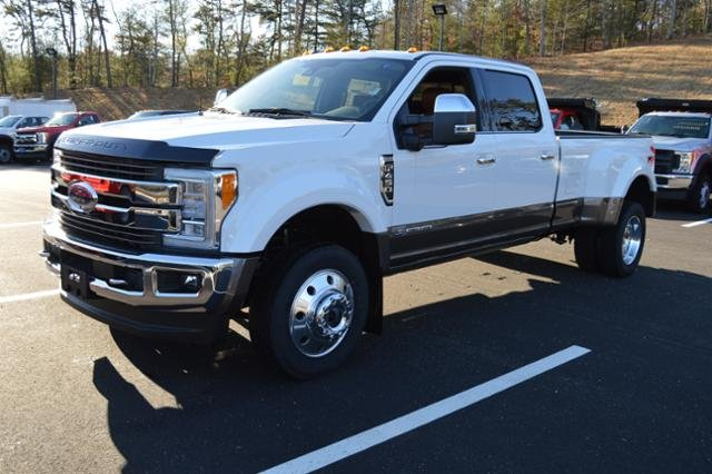 2018 F-450 Crew Cab DRW 4x4, Pickup #N6802 - photo 4