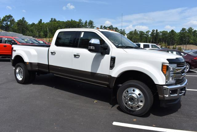 2018 F-450 Crew Cab DRW 4x4,  Pickup #N6824 - photo 3