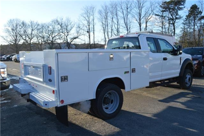 2017 F-450 Super Cab DRW 4x4,  Service Body #N6830 - photo 2