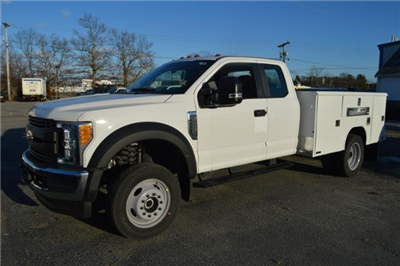 2017 F-450 Super Cab DRW 4x4,  Service Body #N6830 - photo 5