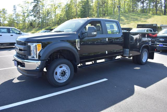 2017 F-450 Crew Cab DRW 4x4,  Service Body #N6872 - photo 4