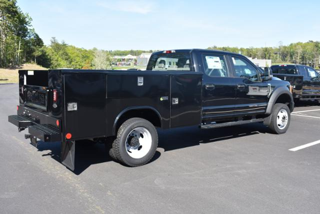 2017 F-450 Crew Cab DRW 4x4,  Reading Service Body #N6872 - photo 4