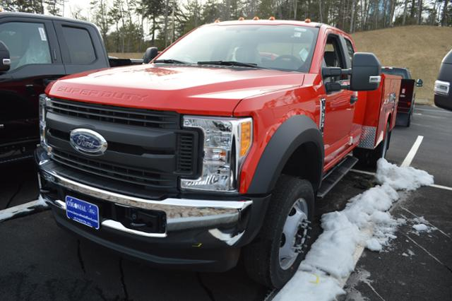 2017 F-450 Super Cab DRW 4x4,  Service Body #N6881 - photo 4