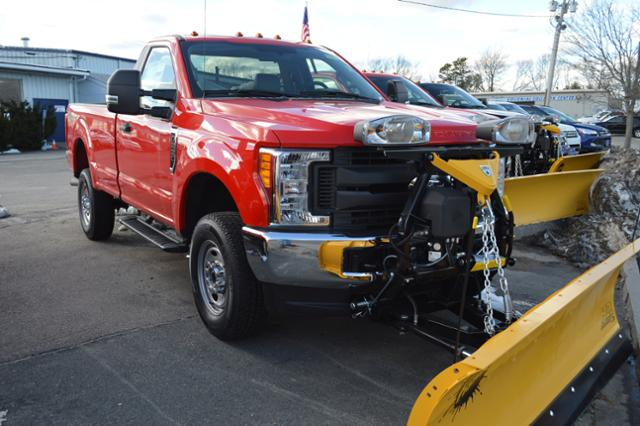 2017 F-250 Regular Cab 4x4, Pickup #N6890 - photo 3