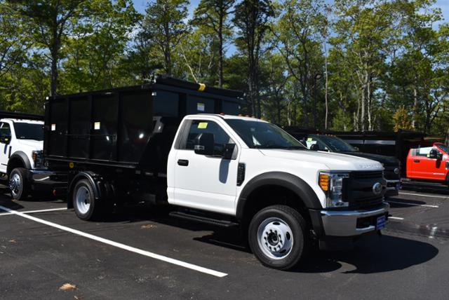 2017 F-550 Regular Cab DRW 4x4, Landscape Dump #N6914 - photo 3