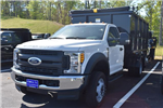 2017 F-550 Regular Cab DRW 4x4, Landscape Dump #N6914 - photo 1