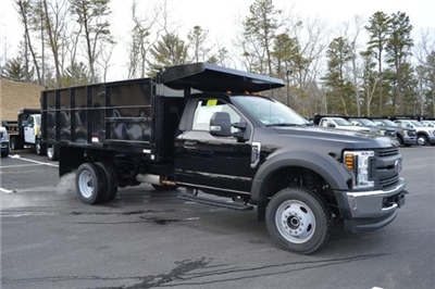 2018 F-550 Regular Cab DRW 4x4, Landscape Dump #N6917 - photo 1