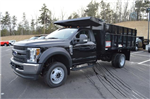 2018 F-550 Regular Cab DRW 4x4, Landscape Dump #N6917 - photo 4