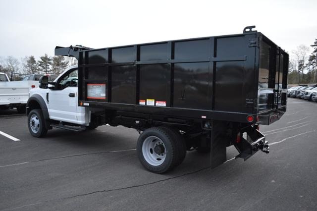 2018 F-550 Regular Cab DRW 4x4, Landscape Dump #N6918 - photo 3