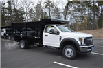 2018 F-550 Regular Cab DRW 4x4, Landscape Dump #N6918 - photo 1