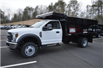 2018 F-550 Regular Cab DRW 4x4, Landscape Dump #N6918 - photo 4