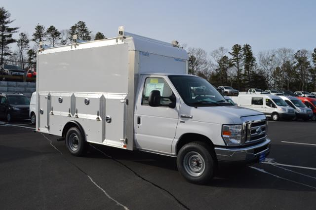 2018 E-350 4x2,  Dejana Truck & Utility Equipment Service Utility Van #N6926 - photo 3