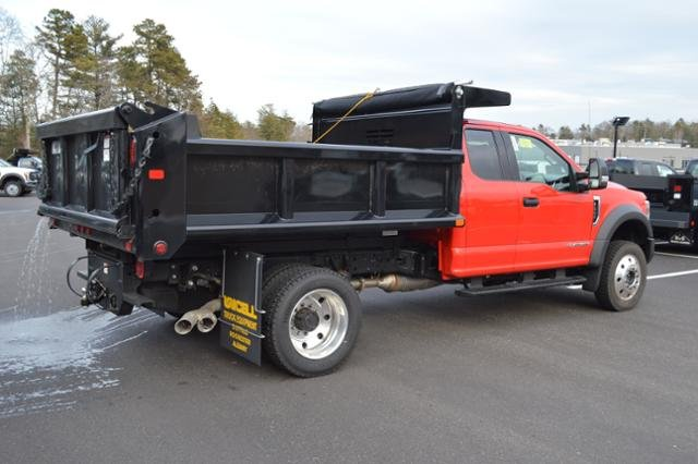 2018 F-550 Super Cab DRW 4x4, Dump Body #N6949 - photo 2