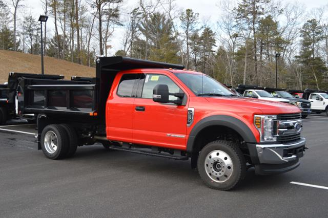 2018 F-550 Super Cab DRW 4x4,  Air-Flo Dump Body #N6949 - photo 3
