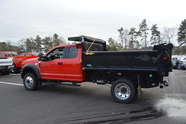 2018 F-550 Super Cab DRW 4x4,  Air-Flo Dump Body #N6949 - photo 2