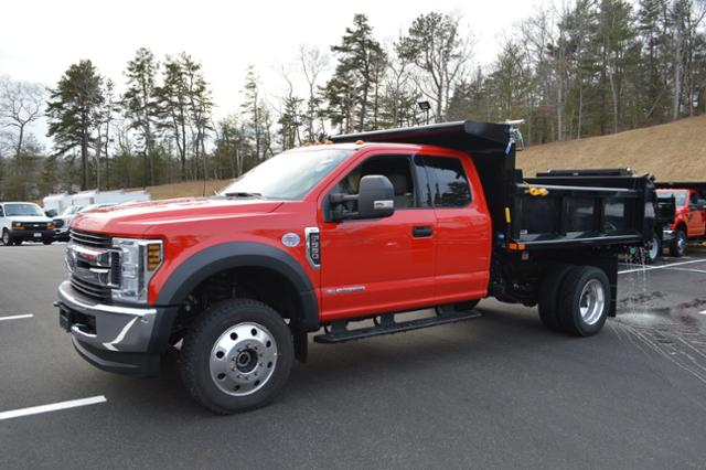 2018 F-550 Super Cab DRW 4x4,  Dump Body #N6949 - photo 4