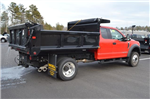 2018 F-550 Super Cab DRW 4x4, Dump Body #N6949 - photo 1