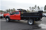 2018 F-550 Super Cab DRW 4x4,  Air-Flo Dump Body #N6949 - photo 1