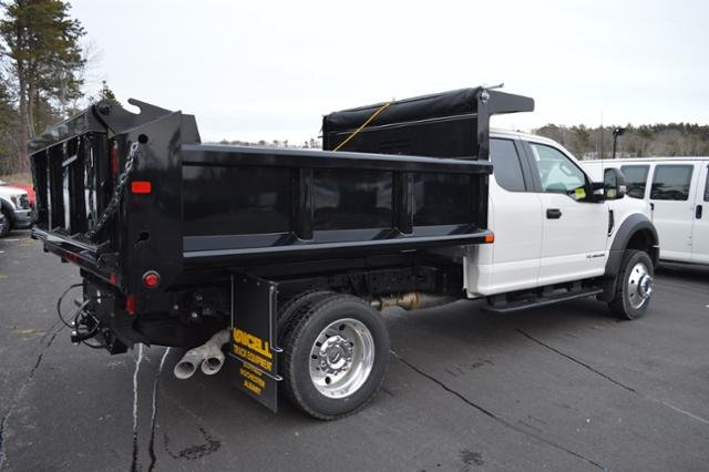 2018 F-550 Super Cab DRW 4x4, Dump Body #N6950 - photo 2