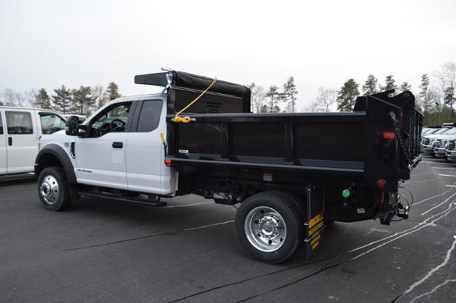 2018 F-550 Super Cab DRW 4x4,  Dump Body #N6950 - photo 3