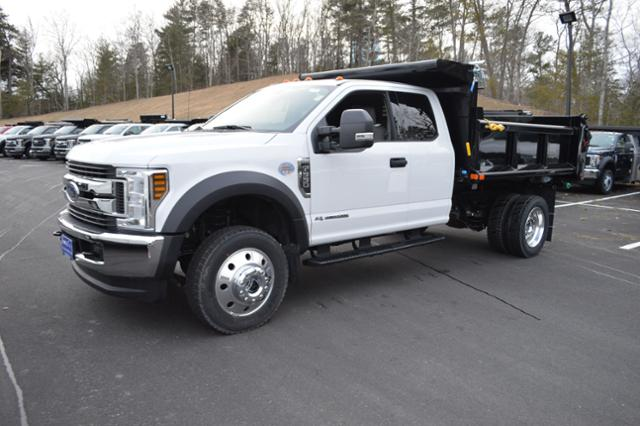 2018 F-550 Super Cab DRW 4x4,  Dump Body #N6950 - photo 4