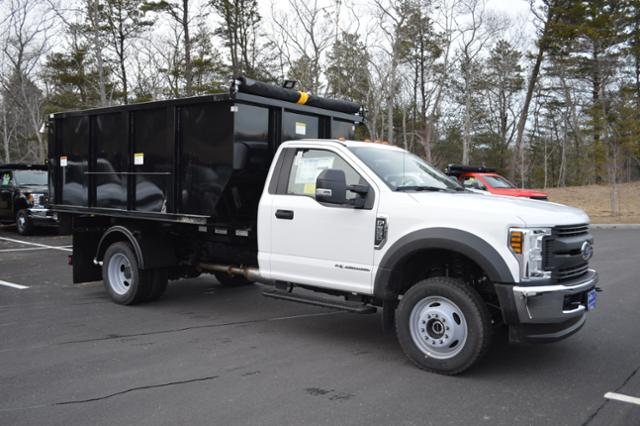 2018 F-550 Regular Cab DRW 4x4, Landscape Dump #N6958 - photo 3