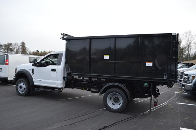 2018 F-550 Regular Cab DRW 4x4, Landscape Dump #N6958 - photo 2