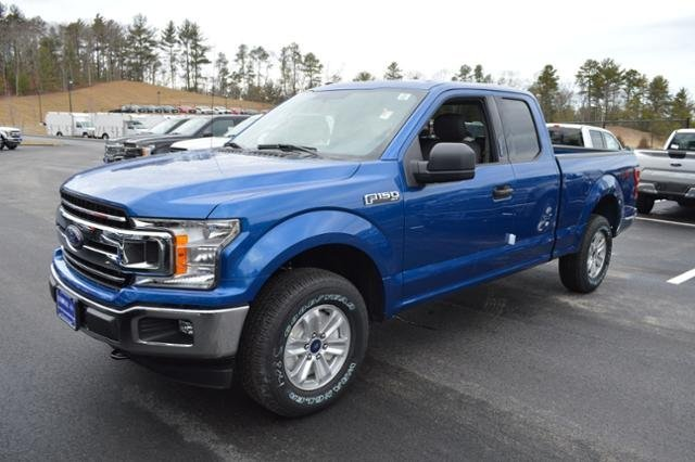 2018 F-150 Super Cab 4x4,  Pickup #N6959 - photo 4