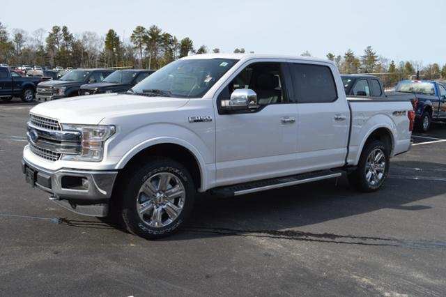 2018 F-150 SuperCrew Cab 4x4, Pickup #N6979 - photo 4