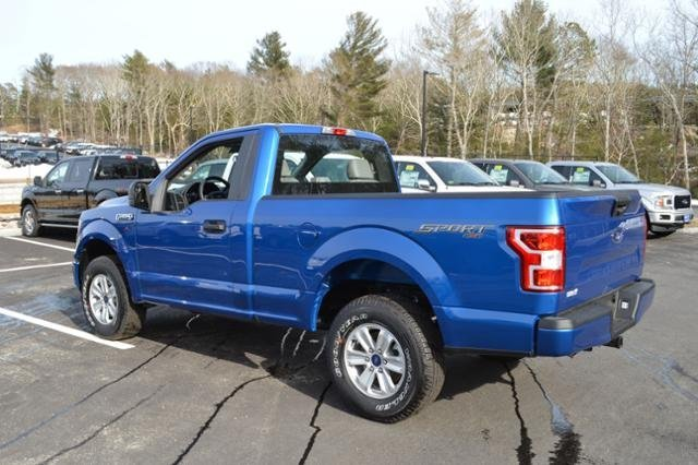 2018 F-150 Regular Cab 4x4,  Pickup #N6986 - photo 4