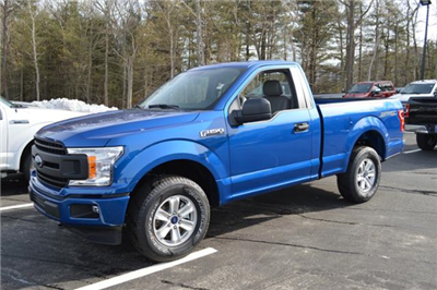 2018 F-150 Regular Cab 4x4,  Pickup #N6986 - photo 1