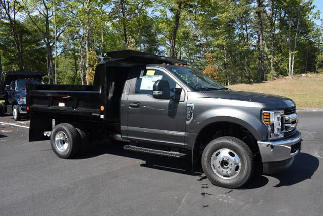 2018 F-350 Regular Cab DRW 4x4,  Reading Dump Body #N7012 - photo 3