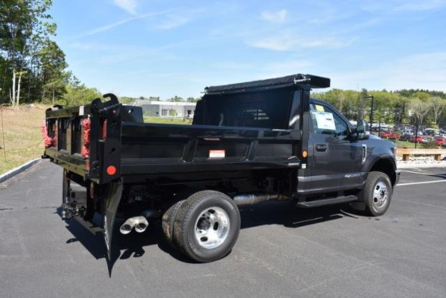 2018 F-350 Regular Cab DRW 4x4,  Reading Dump Body #N7012 - photo 4