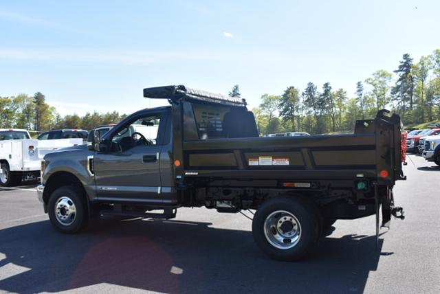 2018 F-350 Regular Cab DRW 4x4,  Reading Dump Body #N7012 - photo 2