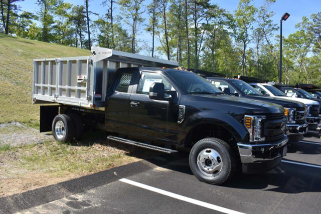 2018 F-350 Super Cab DRW 4x4, Landscape Dump #N7014 - photo 3