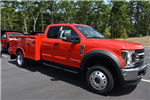 2018 F-450 Super Cab DRW 4x4,  Reading Service Body #N7015 - photo 1