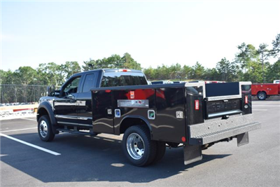 2018 F-450 Super Cab DRW 4x4,  Service Body #N7016 - photo 3