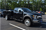 2018 F-450 Super Cab DRW 4x4,  Service Body #N7016 - photo 1