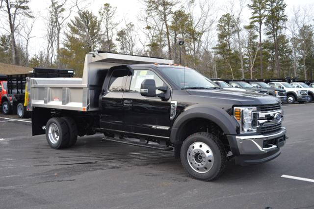 2018 F-550 Super Cab DRW 4x4, Dump Body #N7018 - photo 3