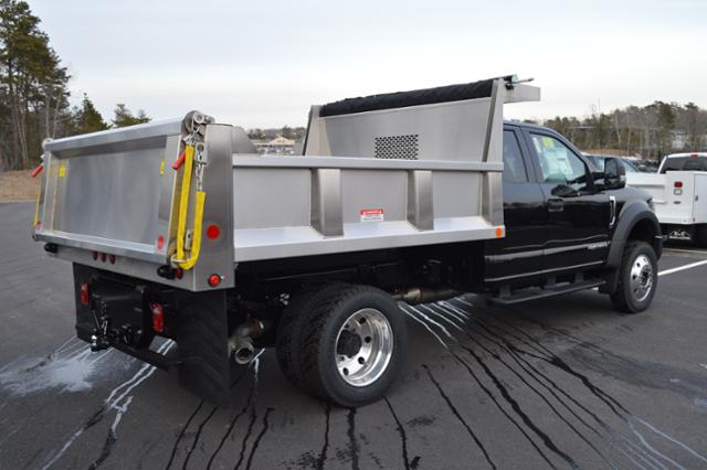 2018 F-550 Super Cab DRW 4x4, Dump Body #N7018 - photo 4