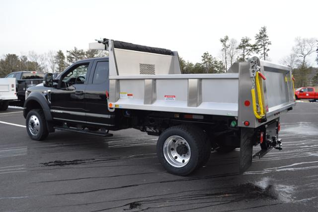 2018 F-550 Super Cab DRW 4x4, Dump Body #N7018 - photo 2