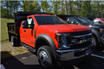 2018 F-550 Super Cab DRW 4x4,  Iroquois Dump Body #N7020 - photo 3