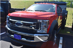 2018 F-550 Super Cab DRW 4x4,  Iroquois Dump Body #N7020 - photo 1