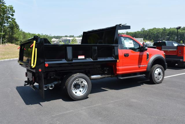 2018 F-550 Regular Cab DRW 4x4,  Dump Body #N7021 - photo 2