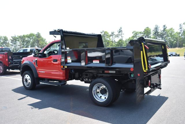 2018 F-550 Regular Cab DRW 4x4,  Dump Body #N7021 - photo 3