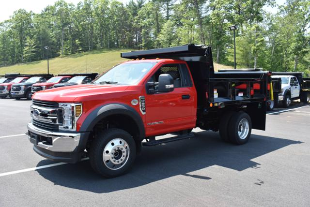2018 F-550 Regular Cab DRW 4x4,  Dump Body #N7021 - photo 4