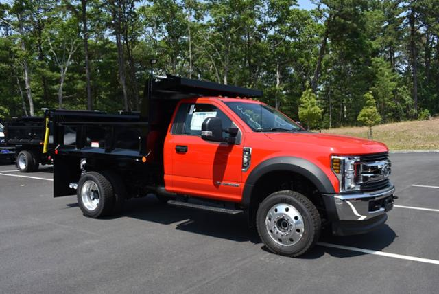 2018 F-550 Regular Cab DRW 4x4,  Iroquois Dump Body #N7021 - photo 3
