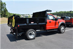 2018 F-550 Regular Cab DRW 4x4,  Dump Body #N7021 - photo 1