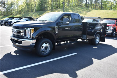 2018 F-350 Super Cab DRW 4x4, Service Body #N7028 - photo 1