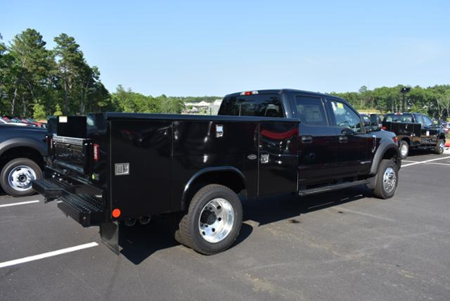 2018 F-450 Crew Cab DRW 4x4,  Service Body #N7031 - photo 4